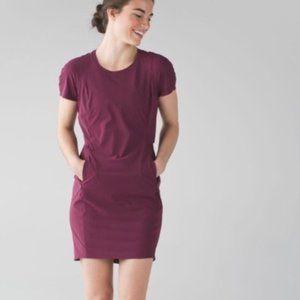 Lululemon &go Endeavor Dress Sz 6